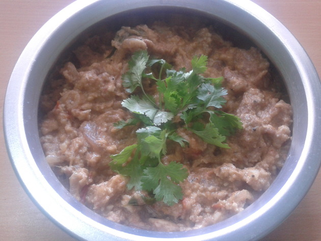 mutton gravy recipe by Famous Indian Recipes