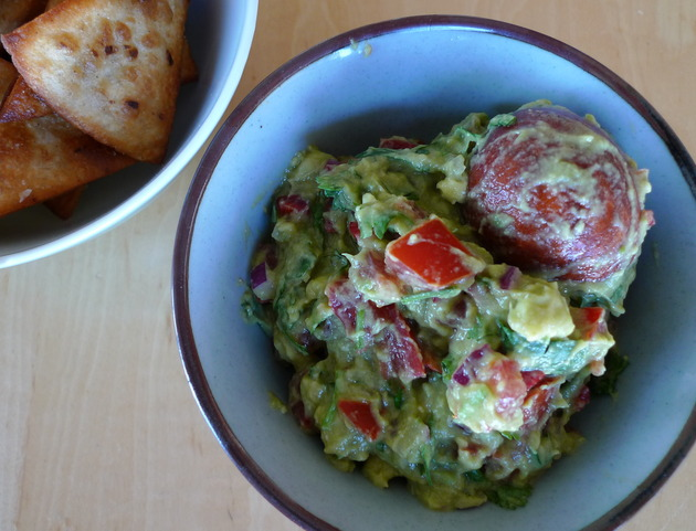 guacamole by joanie