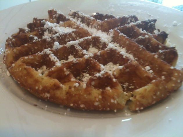Liege Waffles by jonlabo