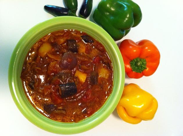 Nick's Vegan Chili by Tangbeer