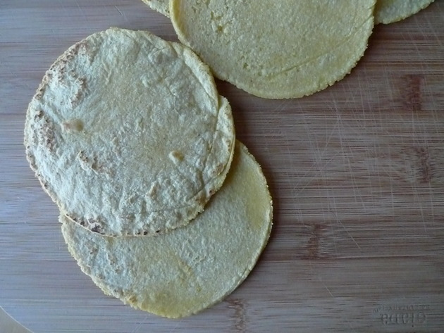 corn tortillas by joanie