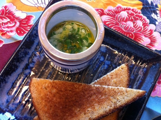 Coddled Egg by belinda