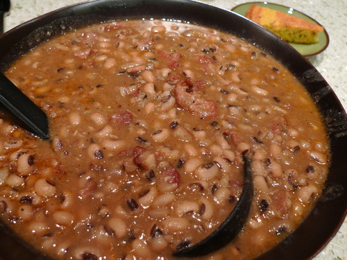 Black Eyed Peas Recipe | Cookooree