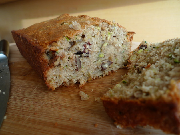 tropical zucchini bread by joanie