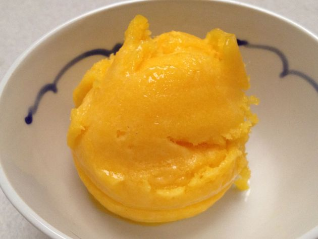 Mango Sorbet by car2ngrl