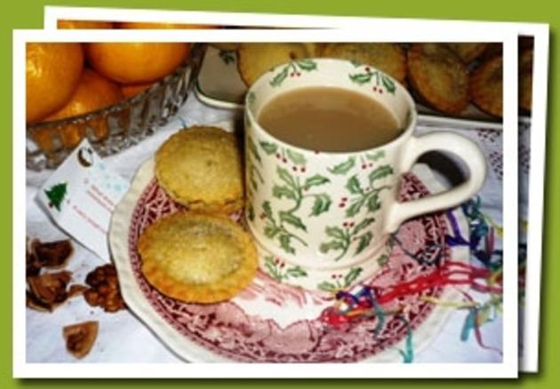 Mince Pie Recipe by teaandcookie