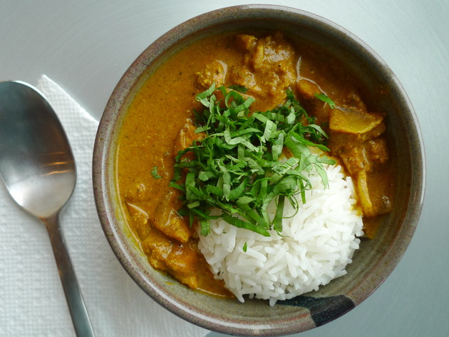 indian curry by joanie