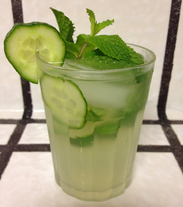 Cucumber Lime Punch by Humuhumu