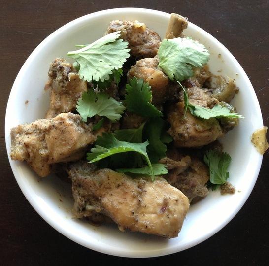 Mom's Chili Chicken Recipe image