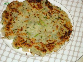 Sajjigai_rotti_semolina_pancake