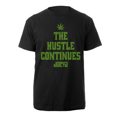 Juicy J The Hustle Continues Itinerary T