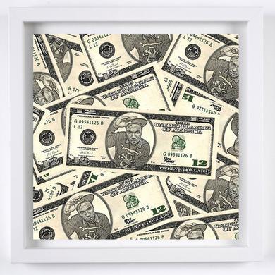 Smog $12 Bill Fine Art Print