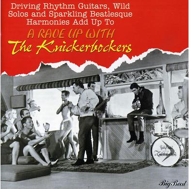 RAVE UP WITH THE KNICKERBOCKERS CD