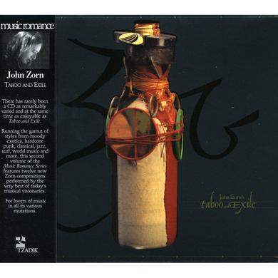 John Zorn TABOO & EXILE 2 CD