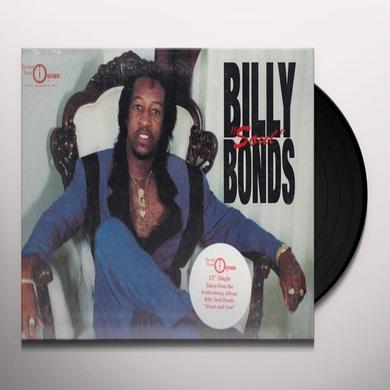 Billy Soul Bonds GOING PUBLIC W/MY LOVE Vinyl Record