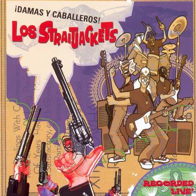 DAMAS Y CABALLEROS LOS STRAITJACKETS CD