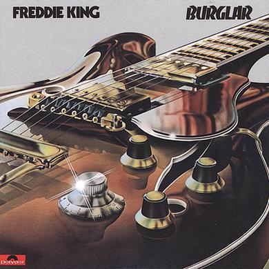 Freddie King BURGLAR CD