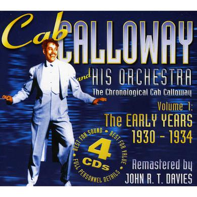 Cab Calloway EARLY YEARS 1: 1930-34 CD