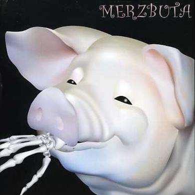 Merzbow MERZBUTA CD