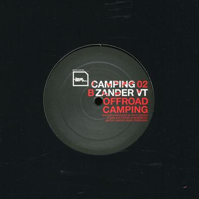 CAMPING 3 2/3 / VARIOUS Vinyl Record