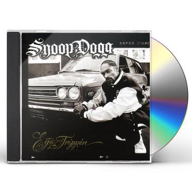 Snoop Dogg EGO TRIPPIN CD