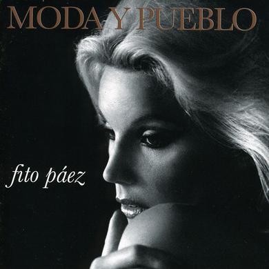 Fito Paez MODA Y PUEBLO CD