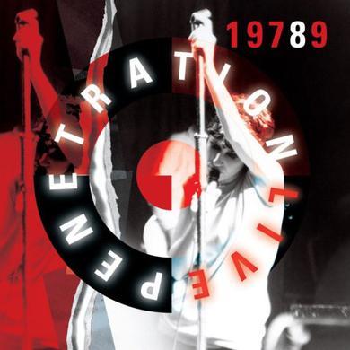 Penetration LIVE 1978-9 CD