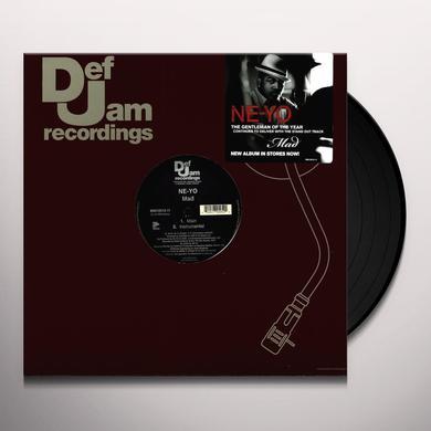 Ne-Yo MAD (X2) Vinyl Record
