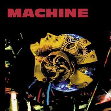 Crack The Sky MACHINE CD