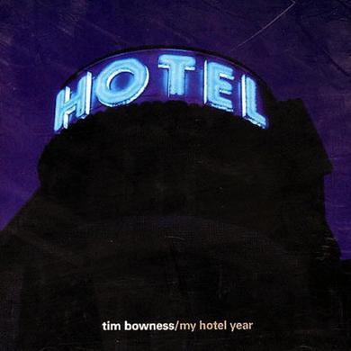 Tim Bowness MY HOTEL YEAR CD