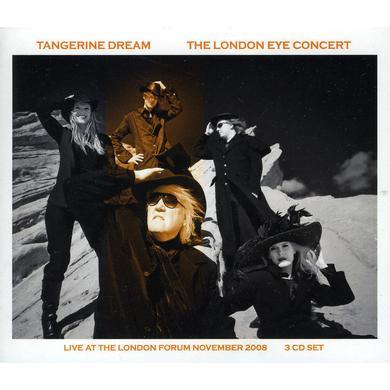 Tangerine Dream LONDON EYE CONCERT CD