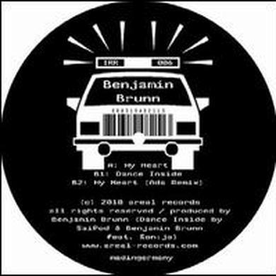 Benjamin Brunn MY HEART Vinyl Record