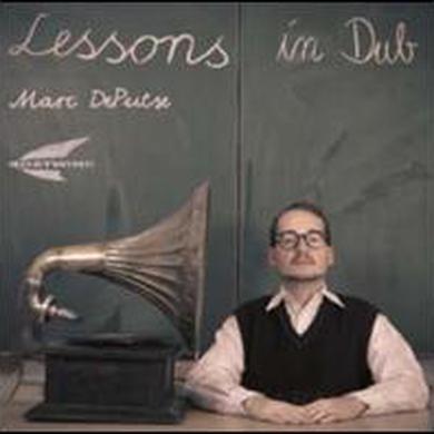 Marc Depulse LESSONS IN DUB 1 Vinyl Record
