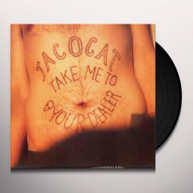 Tacocat TAKE ME TO YOUR DEALER Vinyl Record