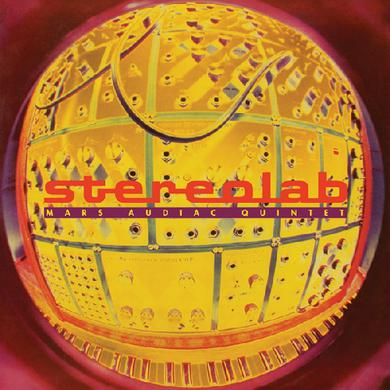 Stereolab MARS AUDIAC QUINTET Vinyl Record