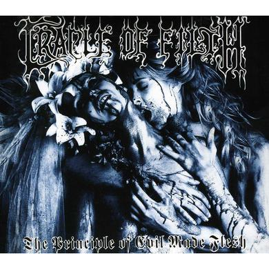 Cradle Of Filth PRINCIPLE OF EVIL MADE FLESH CD
