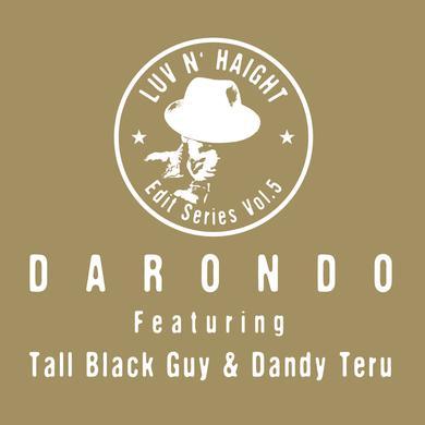 LUV N HAIGHT EDIT SERIES VOL 5: DARONDO Vinyl Record