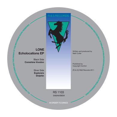 Lone ECHOLOCATIONS Vinyl Record