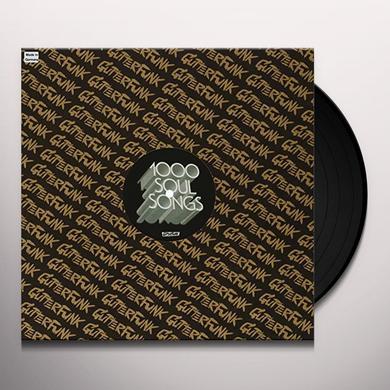 Dj Die & Jenna G 1000 SOUL SONGS/1000 SOUL SONGS Vinyl Record