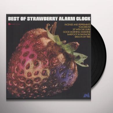 BEST OF STRAWBERRY ALARM CLOCK Vinyl Record