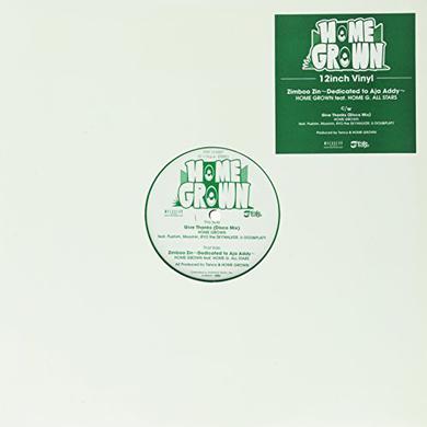 Home Grown ZIMBOO ZIN: DEDICATED TO AJA ADDY Vinyl Record
