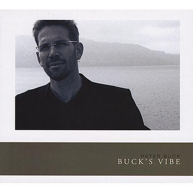 Peter Buck BUCK'S VIBE CD