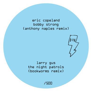 Eric Copeland ANTHONY NAPLES REMIX / BOOKWORMS REMIX Vinyl Record