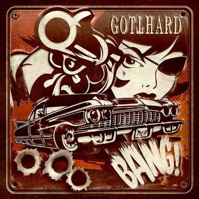 Gotthard BANG! Vinyl Record