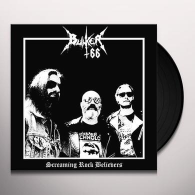 Bunker 66 SCREAMING ROCK BELIEVE Vinyl Record