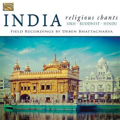 Deben Bhattacharya INDIA - RELIGIOUS CHANTS CD
