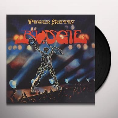 Budgie POWER SUPPLY Vinyl Record