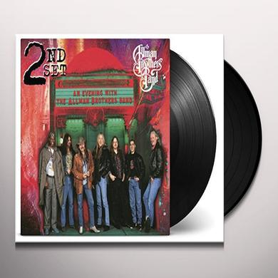 The Allman Brothers Band  EVENING WITH 2ND SET Vinyl Record