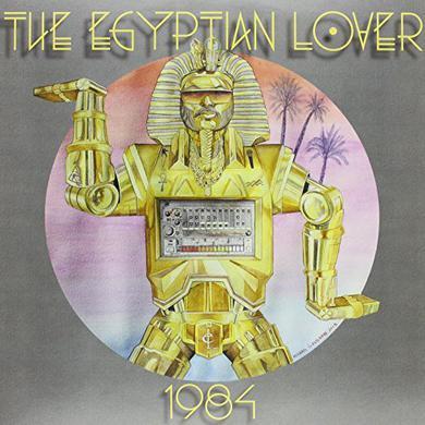Egyptian Lover 1984 Vinyl Record