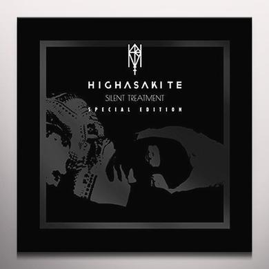 Highasakite SILENT TREATMENT (2016 REISSUE) Vinyl Record